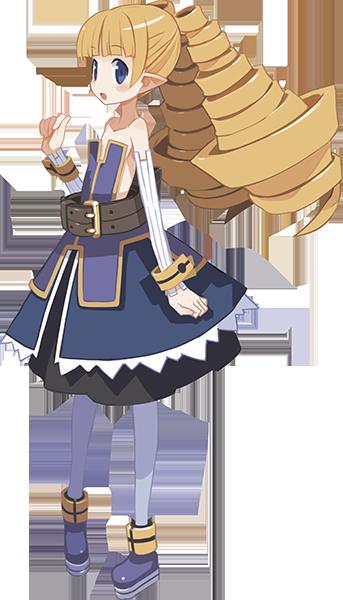 Archer (Disgaea D2)