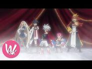 「Disgaea 3」 Opening 「Maritsu Evil Academy」 《 Waifu2x - 4K 》