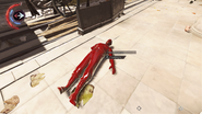 Bug with Red men