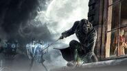 Корво в Dishonored