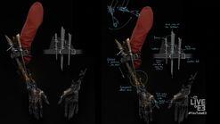 DotO Arm Artifact Concept