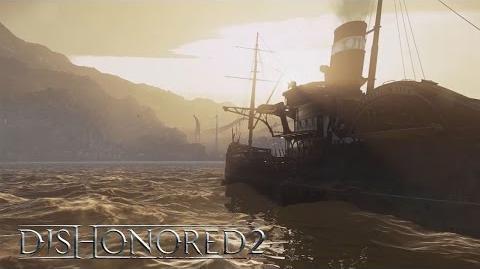 Dishonored 2 - La création de Karnaca