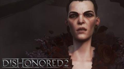 Dishonored 2 - Bande-annonce de lancement
