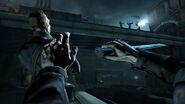 City watch sneak corpses bridge