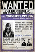 Wanted poster pendletons