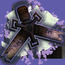 Осквернённые костяные амулеты