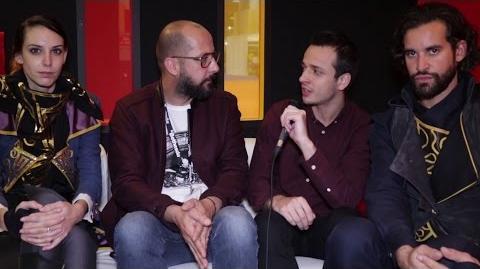 Dishonored 2 - Interview communautaire avec Sebastien Mitton ! BethesdaPGW