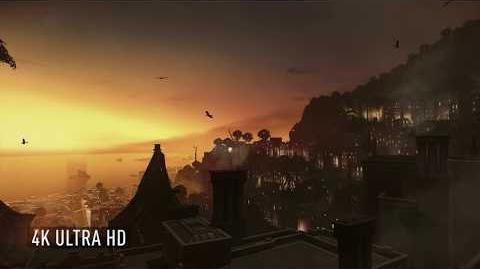 Dishonored 2 + Dishonored Death of the Outsider Обновление для Xbox One X