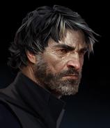 Corvo portrait, d2