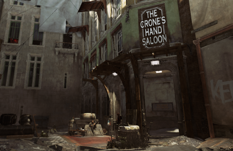 Ведьмина рука