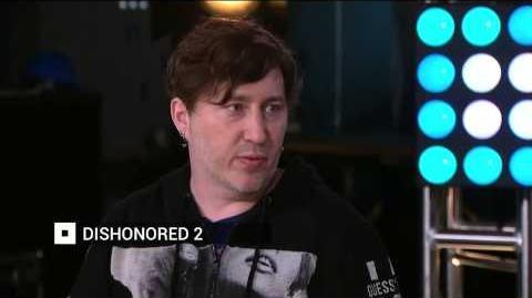 Dishonored 2 - Bethesda Showcase Interview