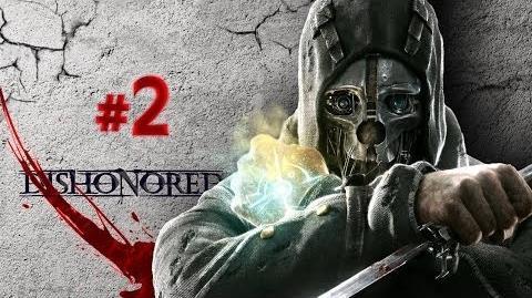 Dishonored 2 I ratti, che schifo!