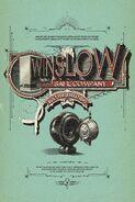 Winslow Safe Company poster