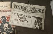 Karnaca Gazette Eyeless