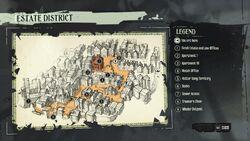 Map eminent domain