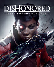 Dishonored Death of the Outsider BoxArt
