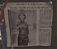 Newspaper Hypatia