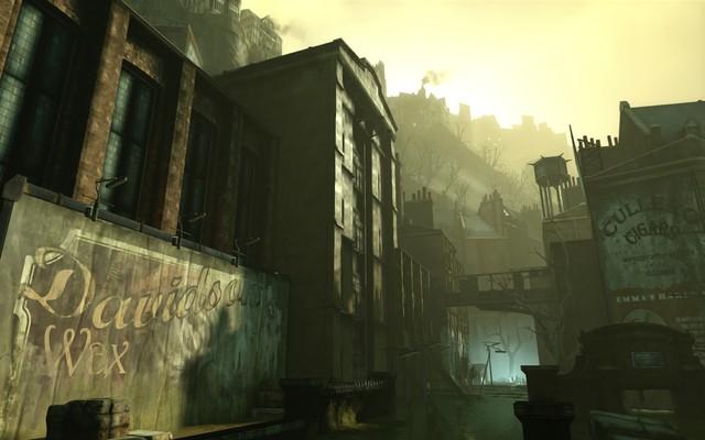 Затопленный квартал (локация)
