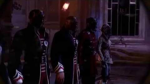 Dishonored - китобой Дэн (фан-фильм)