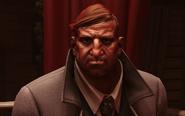 Stilton face