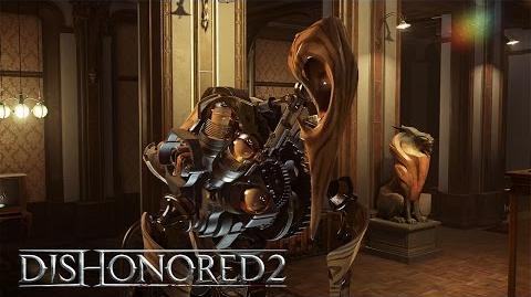 Dishonored 2 – Gameplay du Manoir mécanique (chaos élevé)