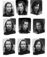 Corvo faces