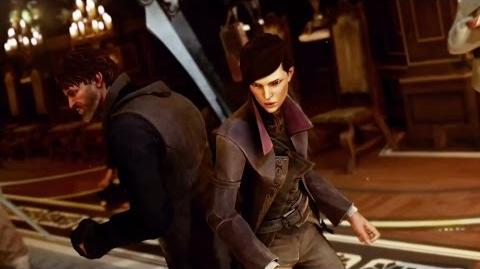 Dishonored 2 Gameplay at E3 2016
