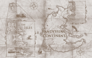 Dishonored world map