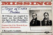 Missing Pendleton d