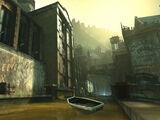 Le Quartier Inondé