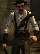 Hatter Gang member