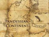 潘迪西亚大陆