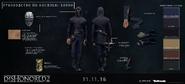 Dishonored2 CosplayGuideRU Corvo FULL