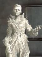 Delilah statue