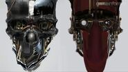 Corvo mask concept