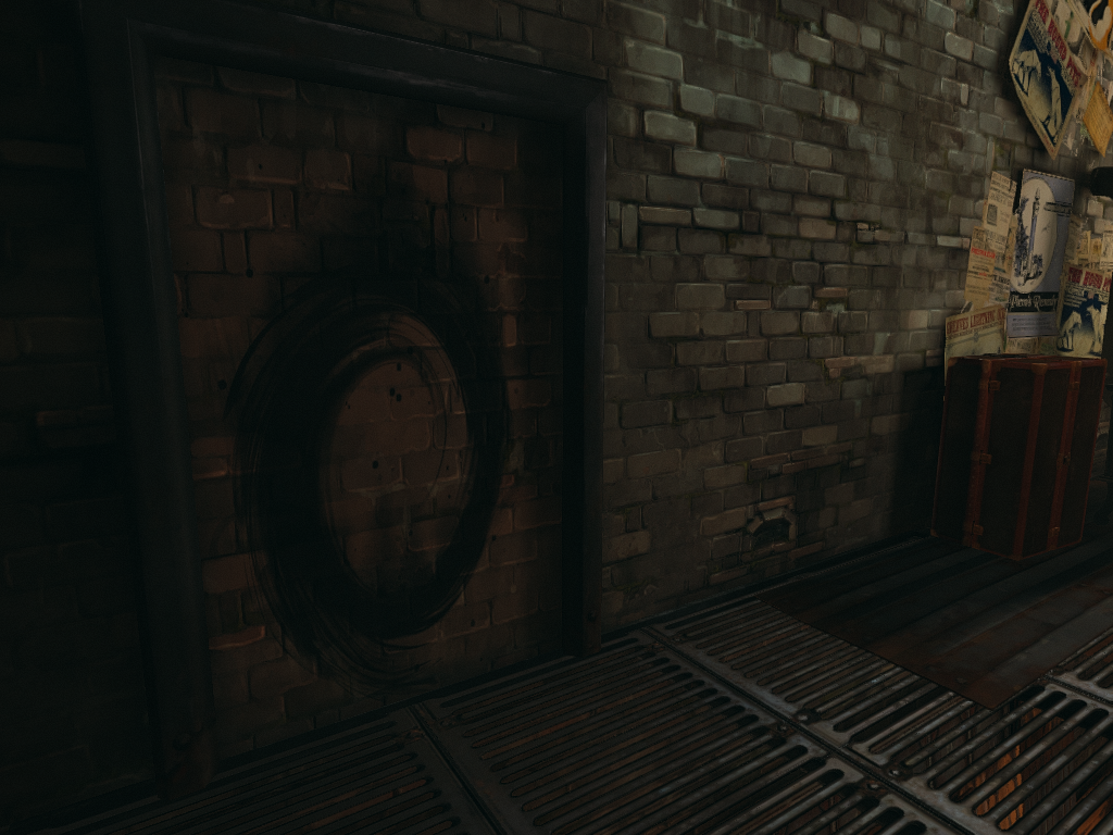 Дверь в никуда