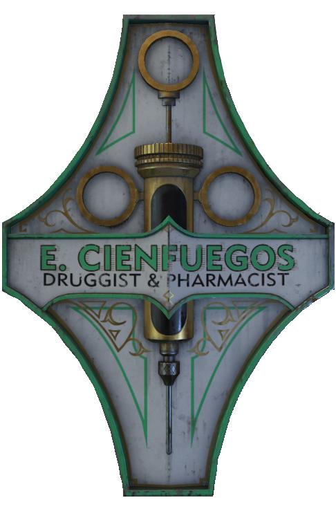 Аптека Сьенфуэгоса