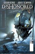 Titan comics, issue 1, cover D