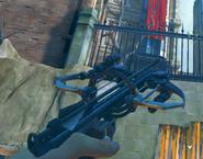 Corvo's Crossbow Upgraded