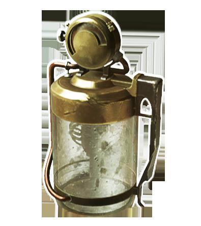 Hyperbaric Grenade
