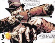 Sly harold pistol
