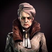 Vera Moray face render