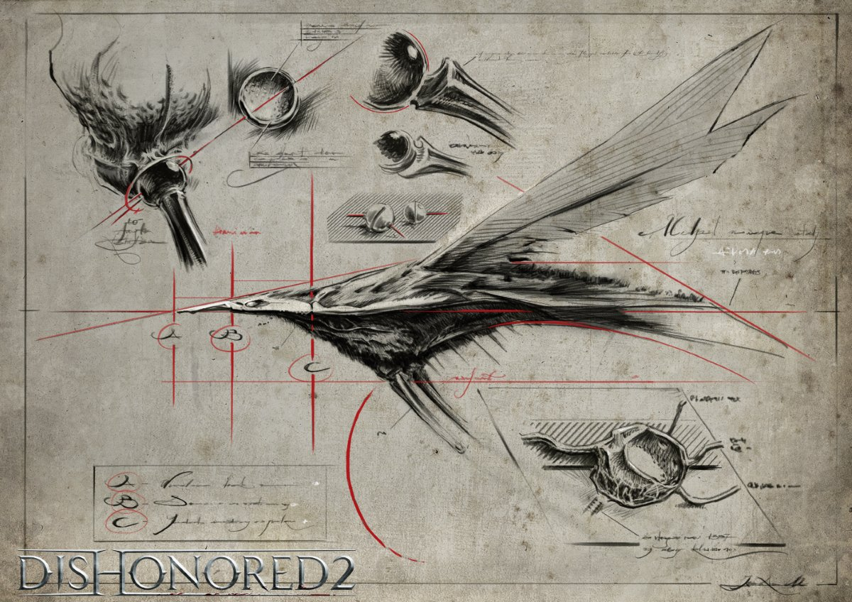 Sokolov's Notes – Bloodfly Study