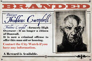 Missing campbell d