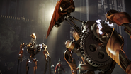 Dishonored 2 clockwork soldiers 01