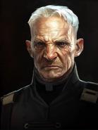 Mortimer Ramsey portrait