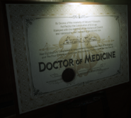 Hypatia's Doctorate