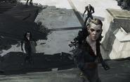 Delilahs clones attack