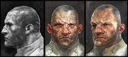 Guard face concept