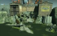 Dishonored riverside sewer mouth